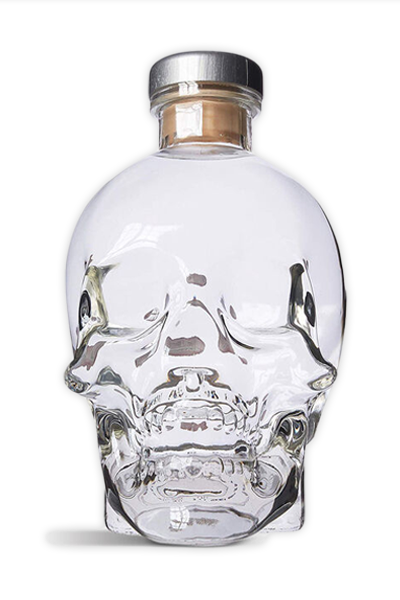 Spin the World - Crystal Head Vodka