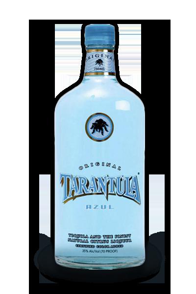 Spin the World - Tarantula Azul